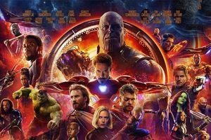 'Avengers: Infinity War' phá vỡ kỷ lục bán vé sớm cho buổi công chiếu mở màn