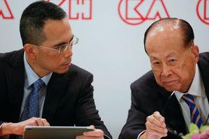 Ai là người thừa kế 5 gia tộc kinh doanh hàng đầu Hồng Kông?