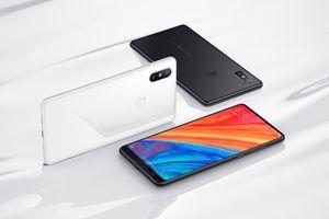 Xiaomi chính thức ra mắt điện thoại Mi MIX 2S