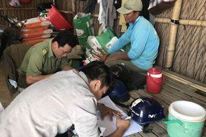 Hàng chục người xông vào ao nuôi tôm để…đổ thuốc trừ sâu