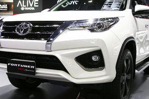 Chiêm ngưỡng Toyota Fortuner TRD Sportivo: Cực ngầu, cực thể thao