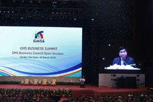 Khai mạc Diễn đàn Thượng đỉnh kinh doanh GMS