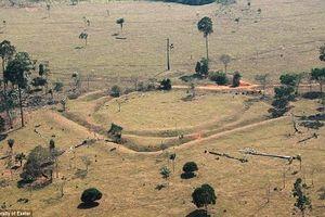 Dấu tích hơn 1.500 ngôi làng cổ giữa rừng rậm Amazon