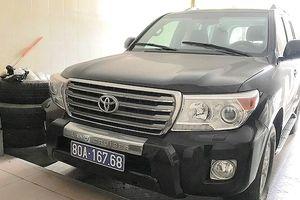 Xe sang doanh nghiệp tặng Nghệ An vẫn ế sau 3 lần đấu giá