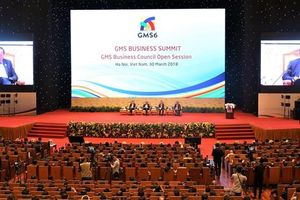 Diễn đàn Thượng đỉnh Kinh doanh GMS 2018: Chung một dòng sông, hợp tác và phát triển