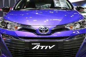 Sedan cỡ nhỏ Toyota Yaris Activ ra mắt phiên bản cao cấp Sport