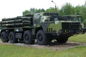 Nga – Trung cùng phát triển UAV phóng từ hệ thống Smerch