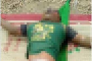 Phát hiện thi thể một người đàn ông tử vong bất thường cạnh ven sông