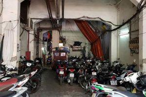Nhiều chung cư ngay trung tâm Sài Gòn không đảm bảo PCCC