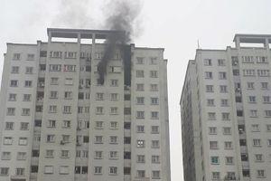 Lo cháy, Hà Nội kiểm tra trên 1.000 nhà chung cư