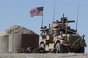 Sau tuyên bố rút quân của ông Trump, Mỹ lập thêm căn cứ ở Syria