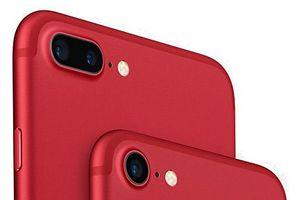 iPhone 8 và iPhone 8 Plus màu đỏ phiên bản giới hạn sẽ ra mắt tối nay