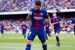 Barcelona 2 - 1 Valencia : Tiến gần tới chức vô địch