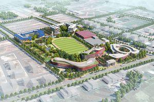 UK Academy sẽ có mặt tại thành phố giáo dục quốc tế đầu tiên ở Việt Nam
