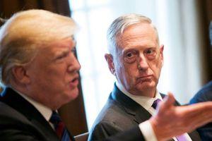 Hé lộ lý do bất ngờ việc Tổng thống Trump ra lệnh không kích Syria