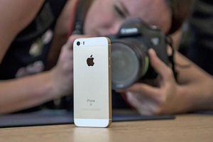 Apple âm thầm thử nghiệm iOS 12 cho iPhone 5S