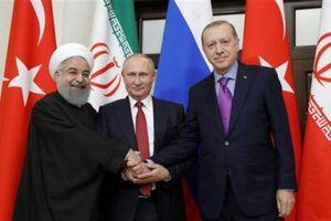 Tiếp tục đàm phán Astana, Nga-Iran-Thổ sẽ đẩy Mỹ khỏi Syria?