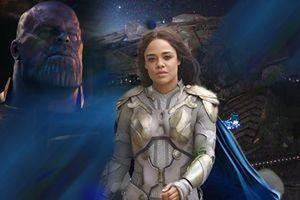 Đạo diễn 'Avengers' xác nhận: Valkyrie đã sống sót và thoát khỏi tay Thanos