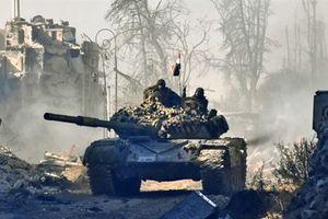 Quân Assad phá đòn hồi sinh phiến quân của Israel?