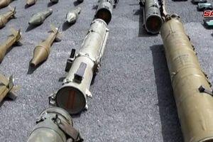 Quân đội Syria giành chiến lợi phẩm ở Bắc Homs