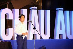 Khai mạc sự kiện Ngôi làng Châu Âu tại Hà Nội