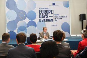 `Những ngày châu Âu 2018` sẽ được tổ chức ngay giữa lòng Hà Nội