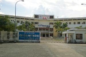 Bệnh viện đa khoa Cà Mau nợ hàng chục tỉ đồng
