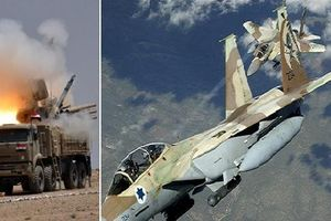 Phòng không Syria hạ 40 trong tổng số 70 tên lửa Israel