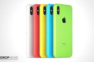 iPhone 6.1 inch sẽ có thêm màu xanh, vàng và hồng