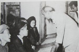 Tầm nhìn vượt thời đại trong tư tưởng Hồ Chí Minh về giáo dục