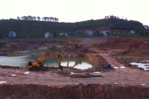 Lục Nam – Bắc Giang: Cần xử lý nghiêm việc khai thác đất trái phép