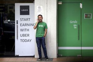 'Thương vụ Grab mua Uber ảnh hưởng lớn đến người dùng, tài xế Việt'