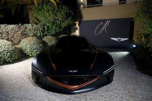 Mê mẩn với vẻ đẹp của Genesis Essentia Concept xuất hiện ở LHP Cannes