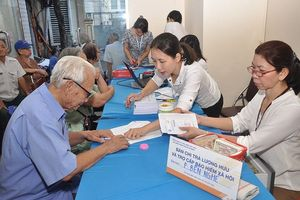 Giảm dần thời gian đóng bảo hiểm xã hội tối thiểu được hưởng hưu trí