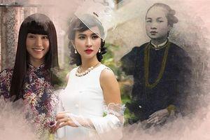 Ngân Khánh, Kim Tuyến 'đọ sức hút' khi cùng đóng vai cô Ba Trà - Đệ nhất Hoa khôi Sài Gòn xưa!