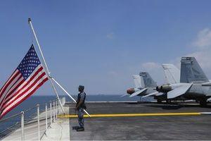 Mỹ sẽ tiếp tục hoạt động tại khu vực biển Đông