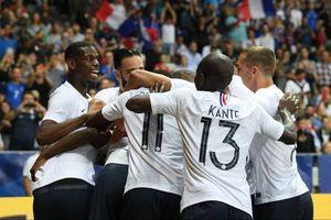 Hủy diệt Italia, Pháp chạy đà hoàn hảo cho World Cup 2018