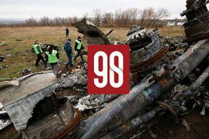 90s: Bí ẩn vụ bắn rơi máy bay MH17 dần được hé lộ