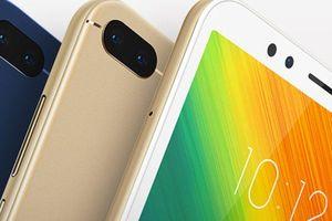 Lenovo ra mắt bộ đôi smartphone A5 và K5 Note giá rẻ