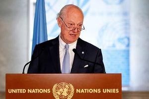 Liên Hợp Quốc thúc đẩy xây dựng hiến pháp mới cho Syria