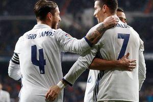 Chuyện Ramos - Ronaldo và Ronaldo - Rooney