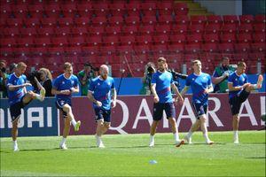 Đội tuyển Iceland sẵn sàng ngáng chân Messi