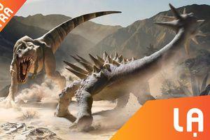 Những loài khủng long còn sót lại trong Thế Giới Khủng Long 2018