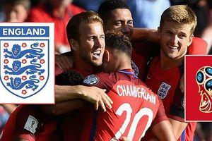 Vì sao đội tuyển Anh có biệt danh 'Tam sư'?