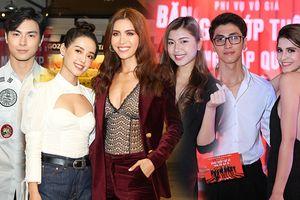 Minh Tú, Đồng Ánh Quỳnh, Khánh Linh và dàn sao nín thở theo dõi vụ trộm kim cương 150 triệu USD