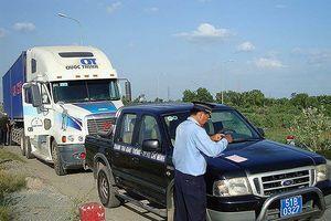Tước bằng lái 150 lái xe vi phạm