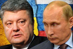 Tổng thống Nga,Tổng thống Ucraine điện đàm bí mật lần thứ 2 trong tháng
