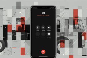 iOS 12 sẽ tự động gửi vị trí người dùng khi quay số 911