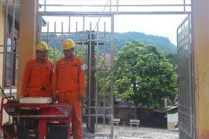 Điện lực Lào Cai ghi nhận sự cố mất điện tại điểm thi THPT quốc gia do Lao Động phản ánh