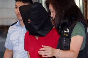 Bốn người bị thương trong vụ xả súng hy hữu tại Hồng Kông